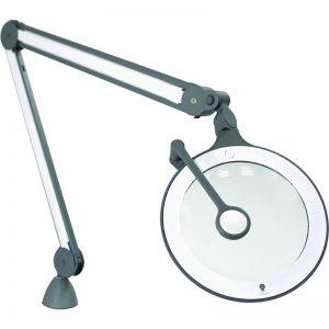 Lampa cu lupa iQ LED